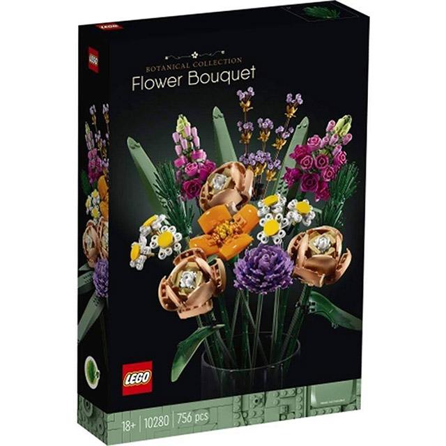 樂高積木 LEGO《 LT10280 》202101 創意大師 Creator 系列 - 花束 Flower Bouquet