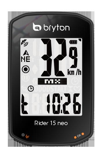 Bryton Rider 15 NEO/E