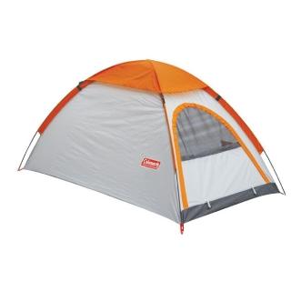 【美國 Coleman】GO! 2P TENT 日光浴2人帳篷 登山 雙窗 透氣 防雨(庫存福利品)